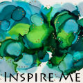 inspire me icon with Green Goddess art by katocustomart